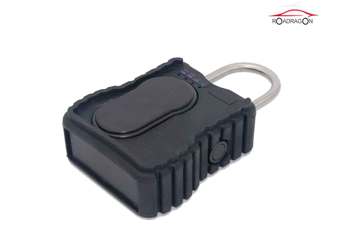 Container Remote Control Padlock App Platform Adjustable Logistics Monitoring
